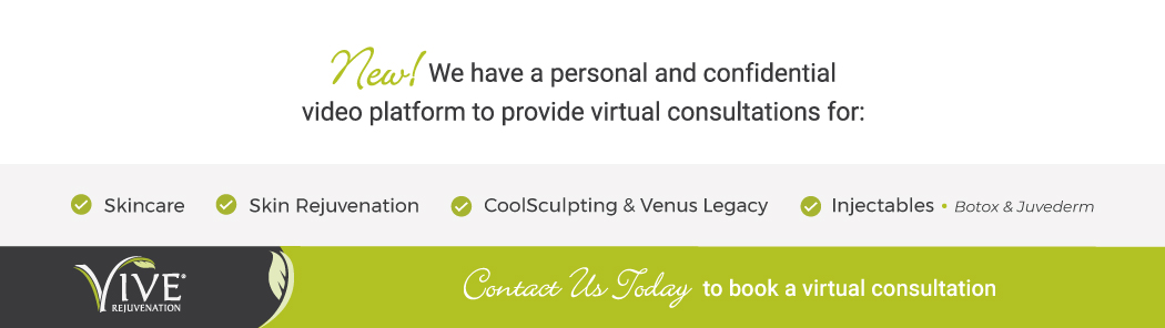 vive rejuvenation is now offering web consultations